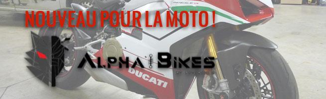 Services et accessoires Performance pour moto